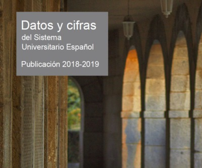 Datos y cifras Universidad 2018-2019